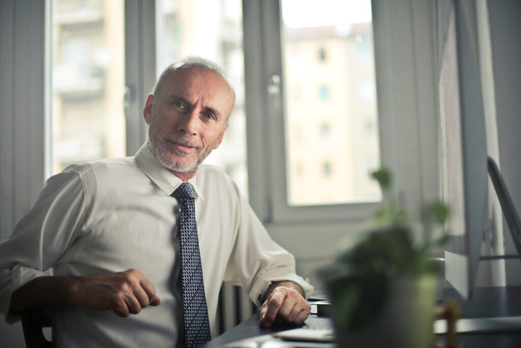 ผู้ประกอบการที่เริ่มต้นธุรกิจในช่วงวัยเกษียณ